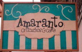 Amaranto Anticuchos