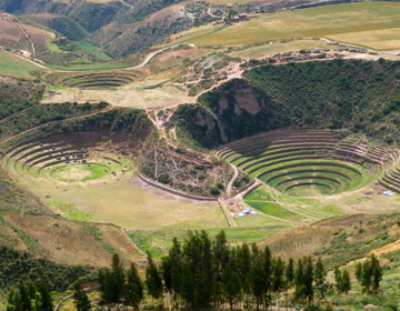 Maras, Moray and Salt Mines