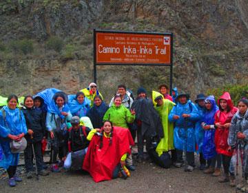 Machu Picchu Camino Inca 4D/3N