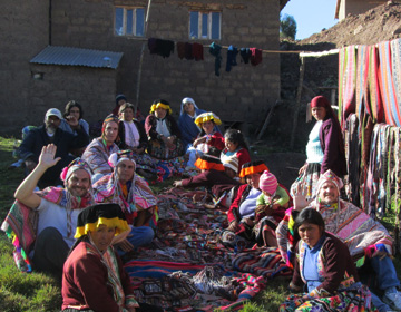 Cultural Tourism – Agritourism – Andean Magic Spiritual Session