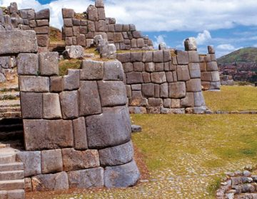 City Tour of Cusco, plus 4 archaeological places