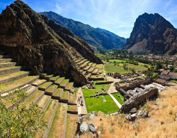 Tour Connecting Sacred Valley – Machu Picchu – Huayna Picchu 2D/1N