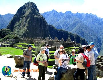 Machu Picchu Huayna Picchu Místico TODO INCLUIDO