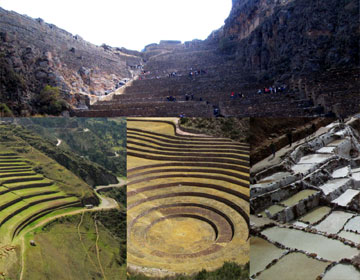 Tour Sacred Valley Moray Salineras