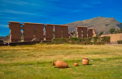 Turismo vivencial en Raqchi
