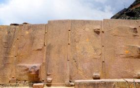 La fortaleza de Ollantaytambo