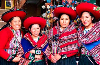 Turismo vivencial en Chinchero