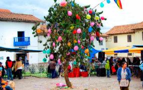 Carnavales en el Valle Sagrado de los Incas