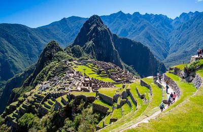 Machu Picchu más que una maravilla