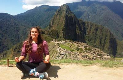Machu Picchu un atractivo espiritual