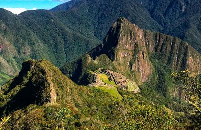 Como llegar a la montaña Machu Picchu