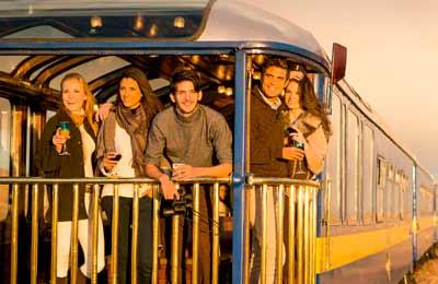 Porque debes ir en tren a Machu Picchu