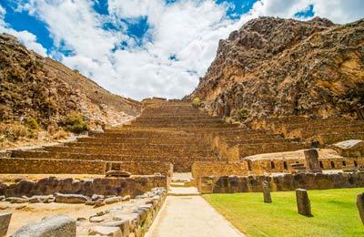 Tras las huellas de los incas en el Valle Sagrado